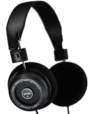 Grado SR80e Prestige Headphones